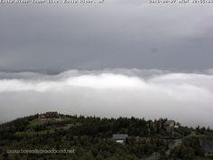 Borealis Broadband Webcams - Eagle River Alaska - Mount Baldy Site