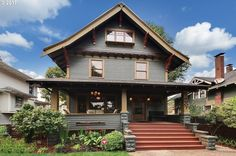 c.1910 Bungalow located at: 5907 NE Cleveland Ave, Portland, OR 97211