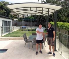 Cantilever Structures by Pioneer Shade Structures. Customised Pergola Solutions for your home or business.