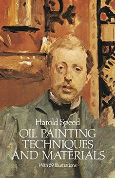 Oil Painting Techniques and Materials (Dover Art Instruction) by Harold Speed http://www.amazon.com/dp/0486255069/ref=cm_sw_r_pi_dp_IOMwub0F4508P