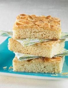 Schnell und einfach gelingt dieser Zuckerkuchen - ein Klassiker für Groß und Klein