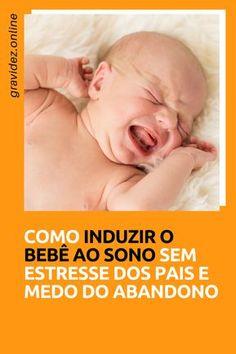 Deixar o bebê chorando faz mal?
