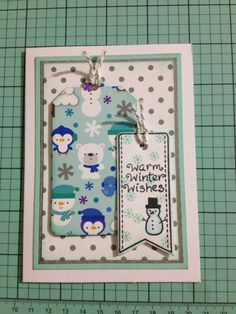 Christmas Cards Lawn Fawn & Doodlebug