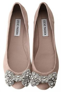 Wedding Shoes - Bridal Flats