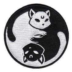 Yin Yang Patch [B]
