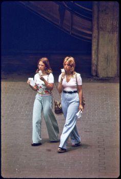 Fountain Square, Cincinnati, OH 1973