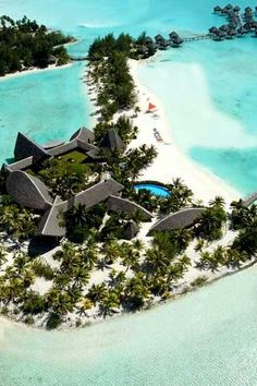 Le Meridien Resort, Bora Bora - Our honeymoon spot Need A Vacation, Vacation Places, Vacation Destinations, Dream Vacations, Vacation Spots, Places To Travel, Places Around The World, Oh The Places You'll Go, Great Places