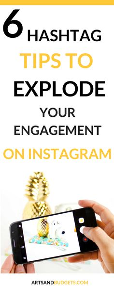 Looking to boost your engagement on Instagram? If so, check out this post that share 7 hashtags tips to help grow your engagement on Instagram. | Instagram| How to grow Instagram following | How to grow Instagram followers | how to grow instagram followers tips | Instagram for business