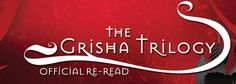 Join the official Grisha Trilogy Re-Read on Goodreads!