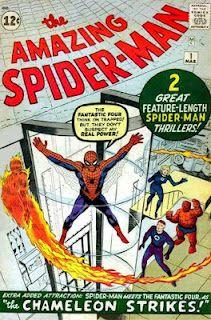 Spiderman n.1