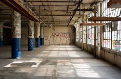 Local Architecture: Cincinnati: The Best Abandoned Building in . Abandoned Buildings, Abandoned Places, Abandoned Warehouse, Episode Backgrounds, Urban Loft, Urban Industrial, Building Art, Urban Exploration, Built In Storage