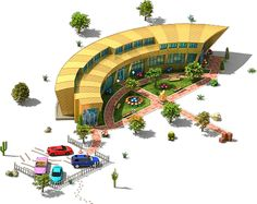 Real World Buildings: Timed Quests - Megapolis Wiki-RealWorld Gold Mining Company