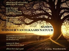 WONDER VAN ELKAARS NATUUR (2)