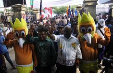 Pasangan Bakal Calon Gubernur dan Wakil Gubernur Papua Lukas Enembe – Klemen Tinal (Lukmen), resmi mendaftar di Komisi Pemilihan Umum (KPU)...