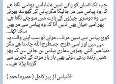 Novel: Peer e Kamil S.A.W Writer: Umera Ahmed