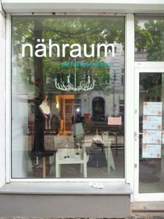 Nähraum Diy Shops, Planer, Four Square, Berlin, Shop Displays