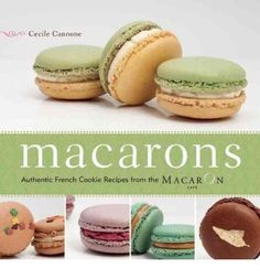 A guide to baking delicious French macarons. Featuring delicious favourite flavours - like rich chocolate fudge, nutty pistachio, and creamy lemon as well as more unusual offerings such as white chocolate poppy seed, Earl Grey, and even whiskey soaked - it includes macaron recipes for different tastes.