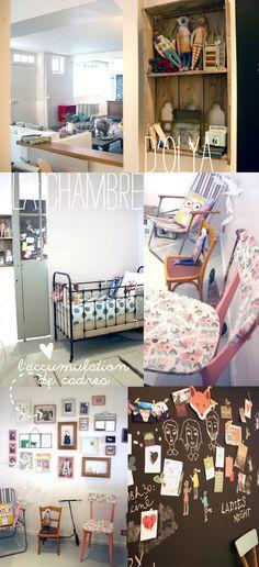 La chambre d'Olya / Olya' room