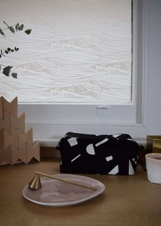 Stylish window film designs from the window film company with mini moderns and MissPrint Window Film, Bay Window, Net Curtains, Self Adhesive Wallpaper, Design Firms, Contemporary Design, Kids Rugs, Windows, Interior