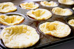 Pancakes in Muffin Tins