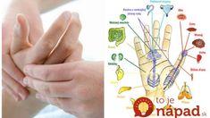Všeliek na všetky choroby, ktorý máme všetci na vlastnom tele: Zdravie doslova na dlani! Ayurveda, Peace, Health, Tips, Therapy, Health Care, Sobriety, World, Salud