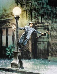 I'm singin' in the rain