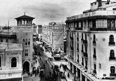 Hotel Excelsior en 1915 #Casablanca #Maroc #Morocco #Moroccan #History