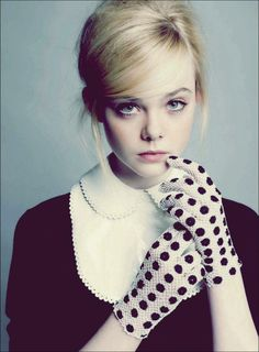 Elle Fanning  #fashion #editorials #photography