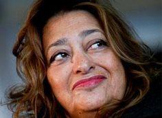 Here the bio of the great Zaha Hadid, designer for Artemide. #Genesy Floor lamp.