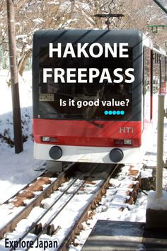 HAKONE - FREEPASS >>> Is the Hakone Freepass good value? Helping identify the best value for your travel dollar in Japan via 2 Aussie Travellers