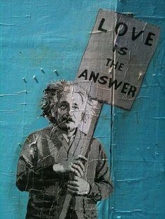 Einstein says so... it must be true :)