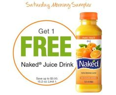 2 days only!! Get FREE Naked Juice!!! - WEMAKE7