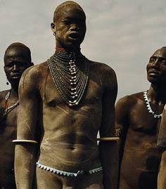 Popoli d'Africa: Dinka