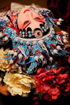 Chinese opera Chinese style sexy lady