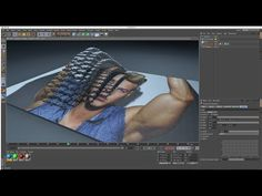 MoSpline, Spline Wrap Page Turning Animation in Cinema 4D R16 Tutorials Easy Method - YouTube