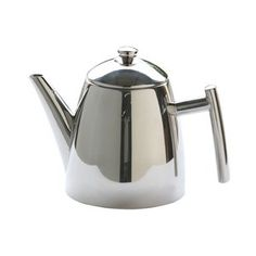 Teapot With Infuser Makes For A Fantastic Addition To Any Serving Tray Or  Tea Table. It Has A Refined Aesthetic Appeal That Stems From Its Chic And  Modern ...