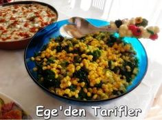 EGE'DEN TARİFLER: Tavuklu Patates Salatası