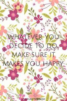 13 Quotes on Happiness to Get You Through the January Blues|Pinterest: @theculturetrip