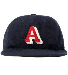 ced83e08264 Atlanta Crackers 1939 Ball Cap Picture Logo
