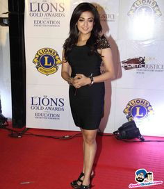 Lions Gold Awards 2015 -- Monali Thakur Picture # 293120