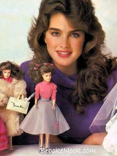 Brooke Shields pictures and photos Pretty Baby 1978, Brooke Shields Young, Best Actress Award, Emma Thompson, Gone Girl, Celebs, Celebrities, Role Models, Fashion Dolls