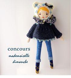 concours Mademoiselle DImanche