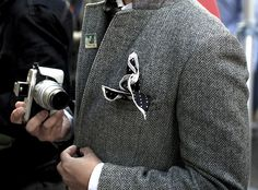 Ralph Lauren's Tweed Run. photo by laurenindvik.