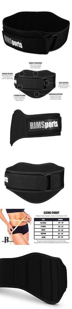 Premium Weightlifting Belt For Lifting Weights-Best Back Belt Support For Men