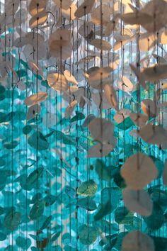 Charlotte Minty Interior Design: Retail Window Dressing by Anthropologie.