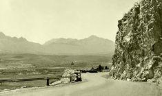Sir Lowry's Pass, c1935.   Etienne du Plessis   Flickr
