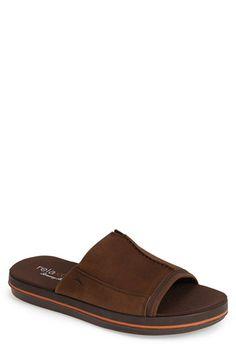 215a0f897007 Men s Tommy Bahama  Relaxology Collection - Jareth  Slide Sandal Mens Slide  Sandals