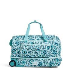 Pet Water Bottle, Water Bottles, Cute Suitcases, Kawaii Bags, Vera Bradley Travel Bag, Recycle Plastic Bottles, Quilted Bag, Custom Bags, Duffel Bag