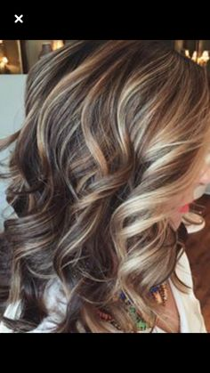 Luscious Balayage With Subtle Purple Tones - 20 Stunning Examples of Mushroom Brown Hair Color - The Trending Hairstyle Hair Color And Cut, Cut My Hair, Brown Hair Colors, Hair Cuts, Foil Hair Color, Hair Colors For Fall, Brown Hair With Highlights, Hair Color Highlights, Hair Color Balayage