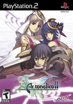 (Collected) Playstation 2 - Ar Tonelico II: Melody of Metafalica